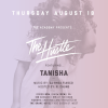 [Event] TOMORROW (Aug. 18) in Toronto: The Hustle – Edition 19 feat. Tanisha x Yuri Koller x Kayo [NWYE]