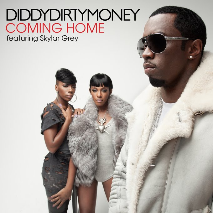 [MP3] Diddy-Dirty Money feat. Skylar Grey – Coming Home (Ruff Diamond Remix)