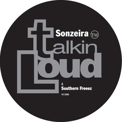 Sonzeira // Southern Freeez Gilles Peterson artwork