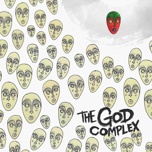 GoldLink The God Complex mixtape artwork