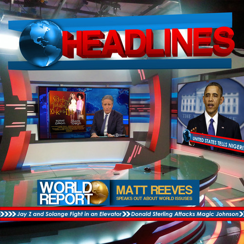 Matt Reeves - Headlines artwork