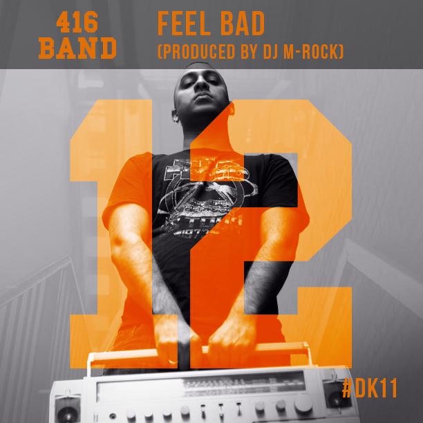 DK11_Single12_416 Band_Feel Bad A