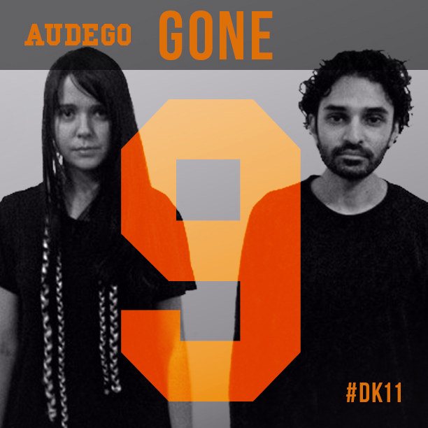 DK11_Single4_Audego_Gone cover artwork