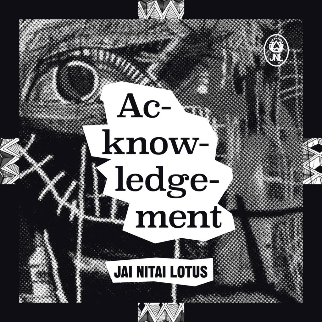 Acknowledgement by Jai Nitai Lotus cover artwork