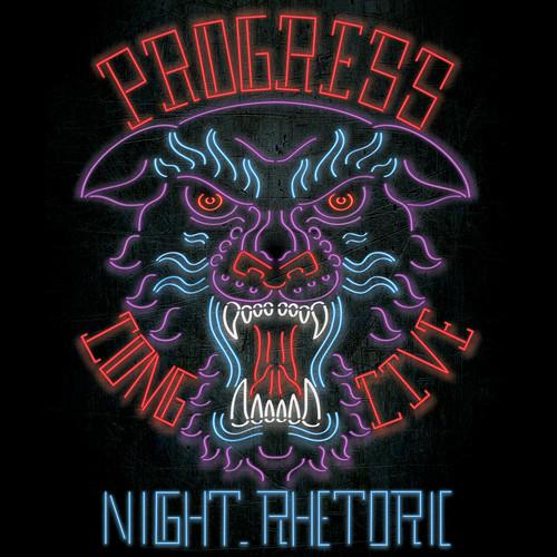 Matthew Progress Night.Rhetoric EP artworks