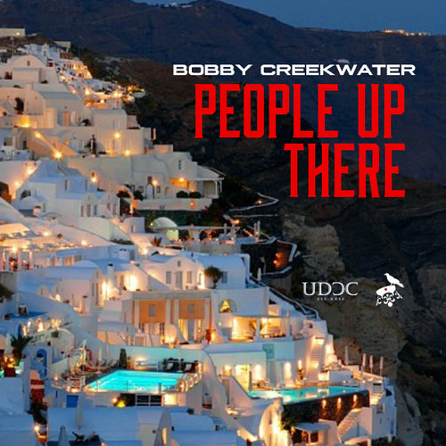 artwork Bobby Creekwater - People Up There