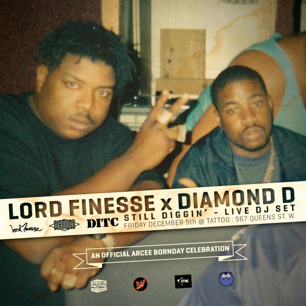DITC revised Lord Finesse Diamond Still Diggin
