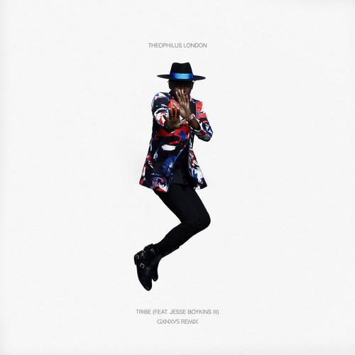 Theophilus London - Tribe (GXNXVS Remix) Feat. Jesse Boykins IIIartwork