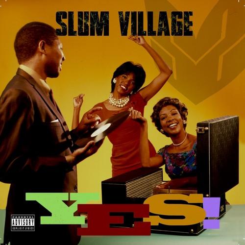 SlumVillage - Right Back Feat De La Soul artwork