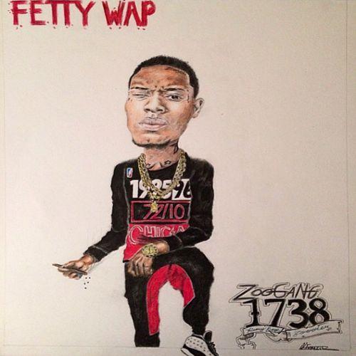 Fetty Wap - Boomin artwork