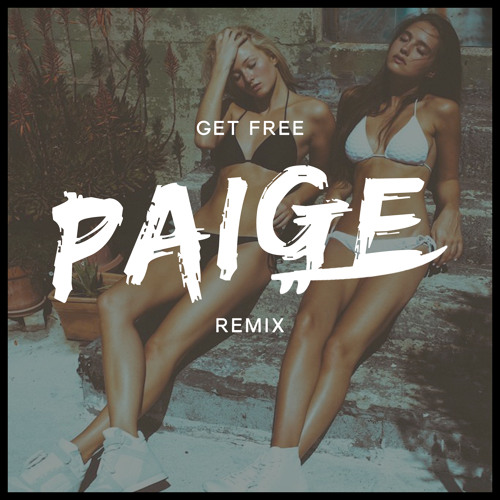 Major Lazer - Get Free (Paige remix) artworks-