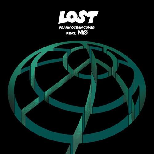 Major Lazer - Lost feat. MØ (Frank Ocean cover) artwork