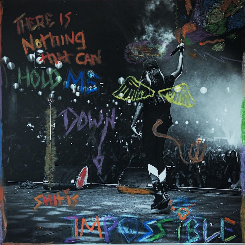 angel-haze-impossible-single artwork