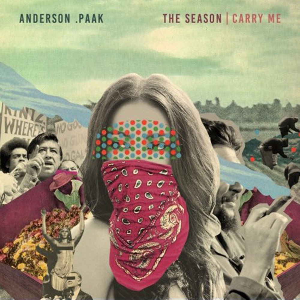 anderson paak The Season/Carry Me