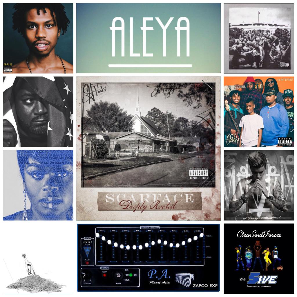 DK 2015 Albums
