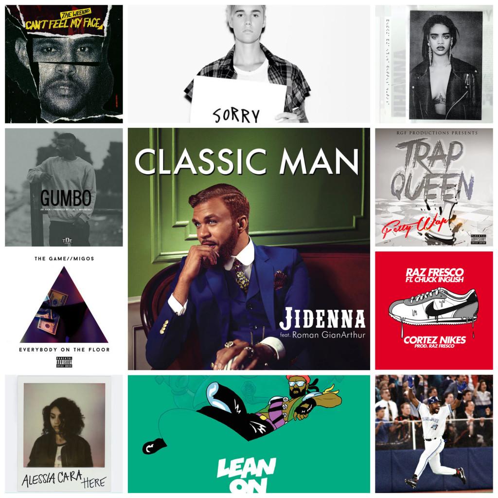 DK 2015 Songs