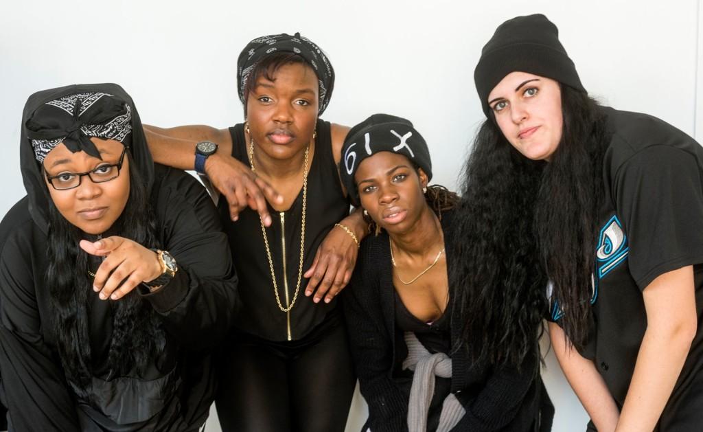 Keysha Freshh, Lex Leosis, Haviah Mighty, pHoenix Pagliacci (Prod. Little Sister) | Internatonal Women's Day Cpher produced by Little Sister