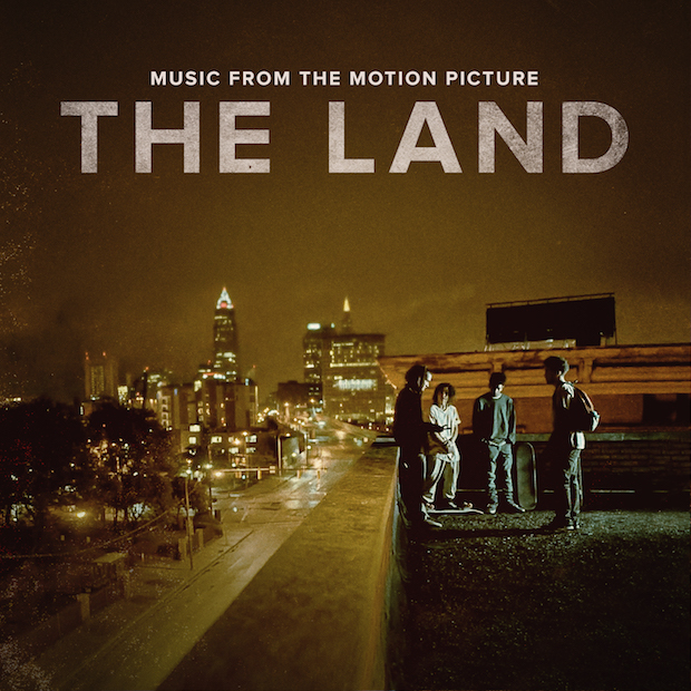 The Land soundtrack album cover art