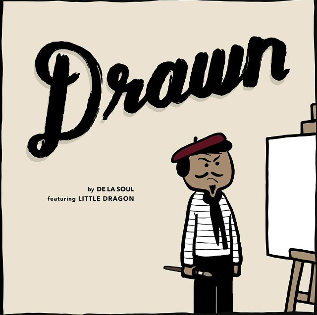 De-La-Soul-Drawn-Little Dragon