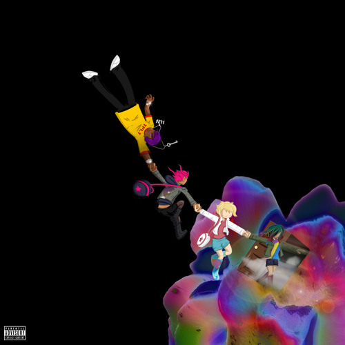 Lil Uzi Vert - Do What I Want (Produced By Maaly Raw + Don Cannon) cover artwork