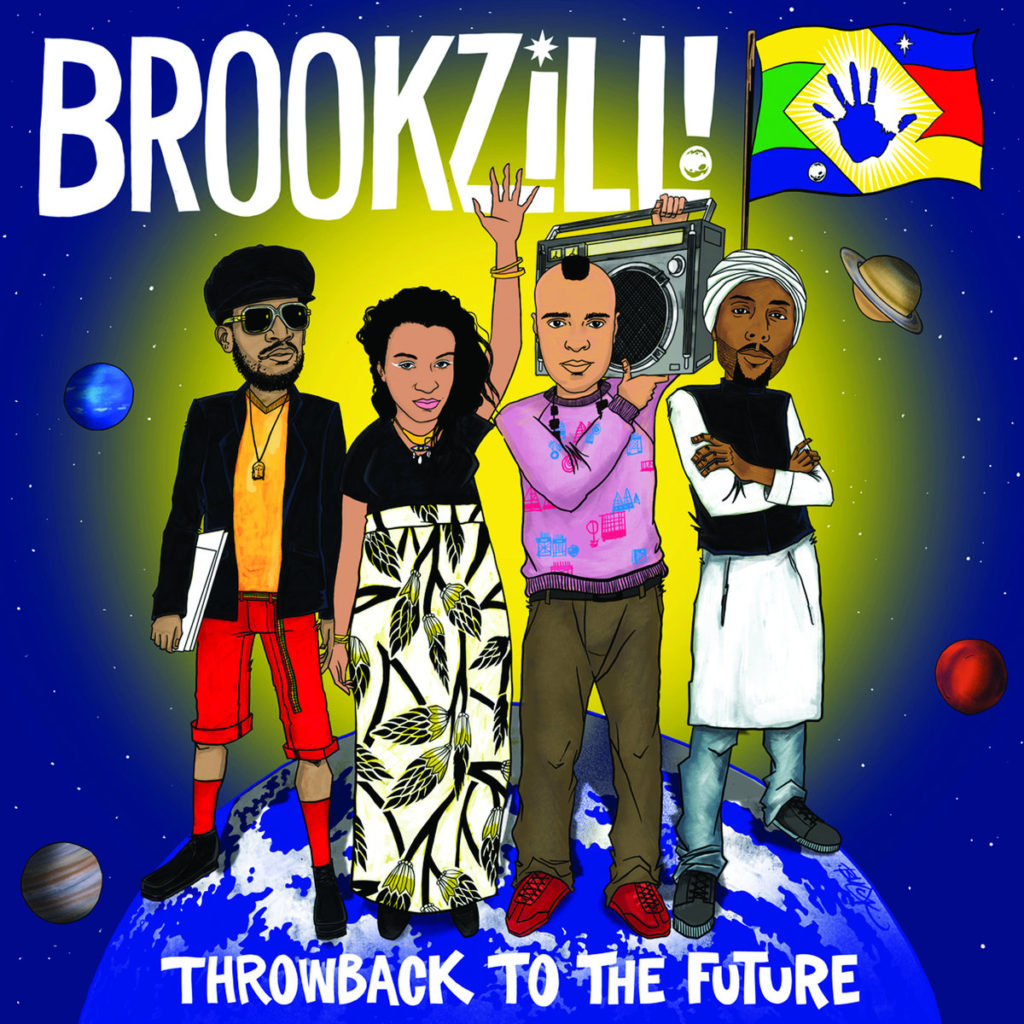 Saudade Songbook (feat. Count Bass D) from Throwback to the Future by BROOKZILL!